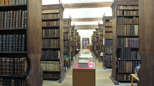 Queens' College Old Library