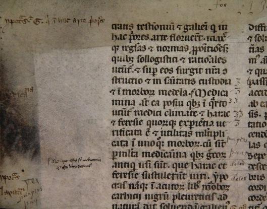 Marginalia in OL [F.12.15]