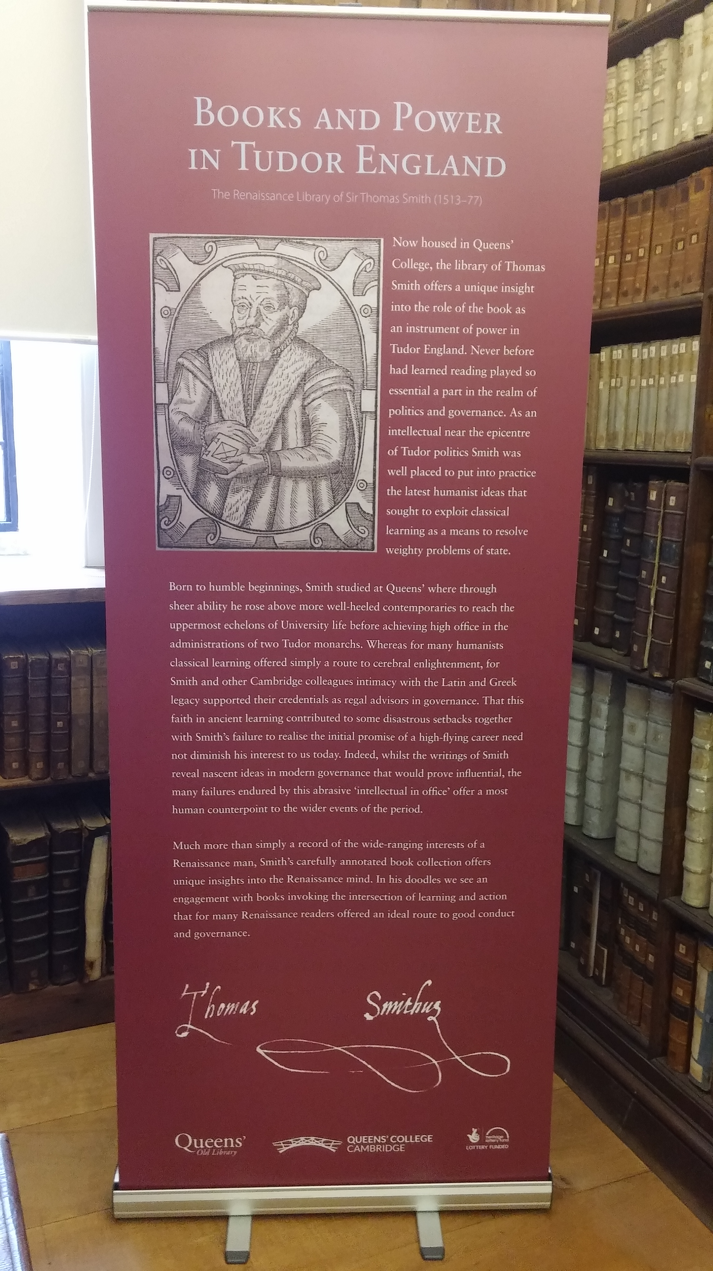 Queens' Old Library Blog | Rare Books and Manuscripts at